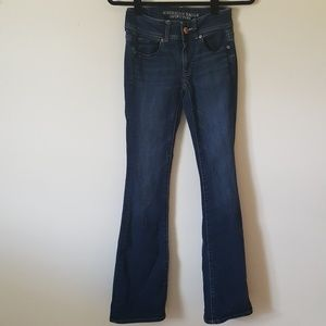 American Eagle Outitters Kick Boot Jeans